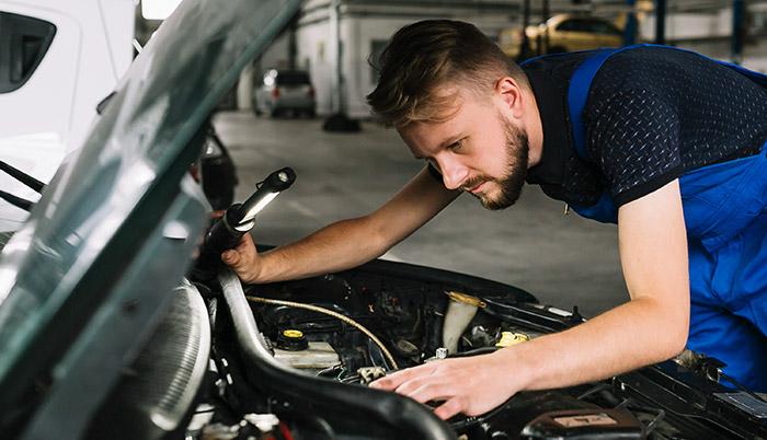 ремонт двигател