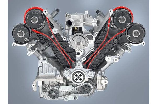 смяна ангренажна верига BMW